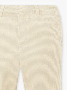Pantalon velours côtelé DALLAS 468 21 / 21I129211N03009