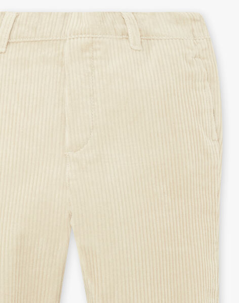 Pantalon naturel enfant garçon DALLAS 468 21 / 21I129211N03009