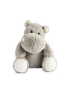 Peluche Hippo'dou gris 48cm HIPPODOU GRIS48 / 18PJPE003GPE940