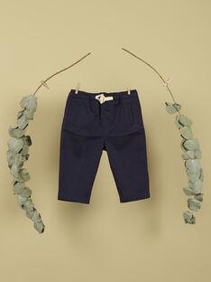 Pantalon indigo garçon TOPIQUE 19 / 19VU2013N03703