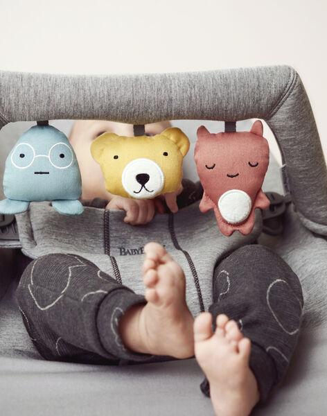 Jouet Soft Friends pour transats Babybjörn (Bliss) SOFT FRIENDS / 19PJJO002AJV999