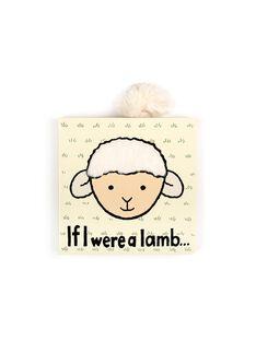 Livre a toucher if i were a lamb LIV TOU LAMB / 21PJME003LIB999