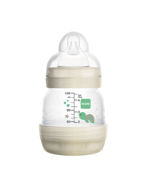 Biberon Easy Start anti-colique 130 mL MAM dès la naissance BIB START 130 B / 19PRR1010BIB000