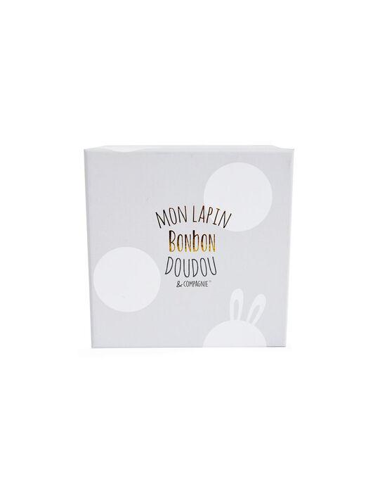 Lapin bonbon taupe 20 cm LAPIN BON TAU / 14PJPE002MIP803