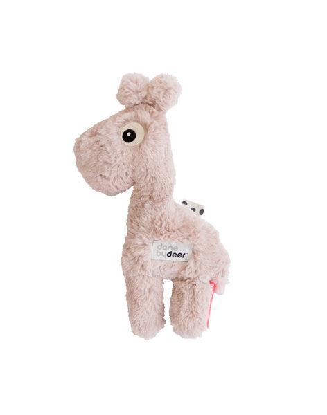 Petite peluche Raffi Done By Deer rose 28x17x4 cm dès la naissance RAFFI ROSE 27CM / 19PJPE007PPE999