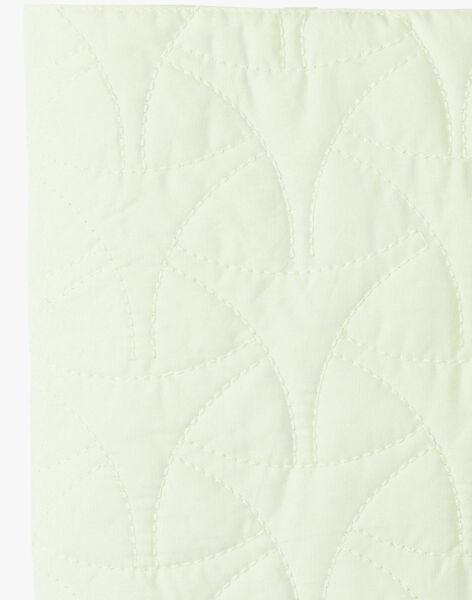 Protège carnet de santé vert pale matelassé mixte  AUCTAVE-EL / PTXQ6412N68602