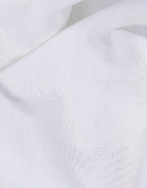 Drap-housse bambou Greenclim 120x60 cm blanc 0-2 ans DH BAMBOU 120 / 09PCTE004PMA999