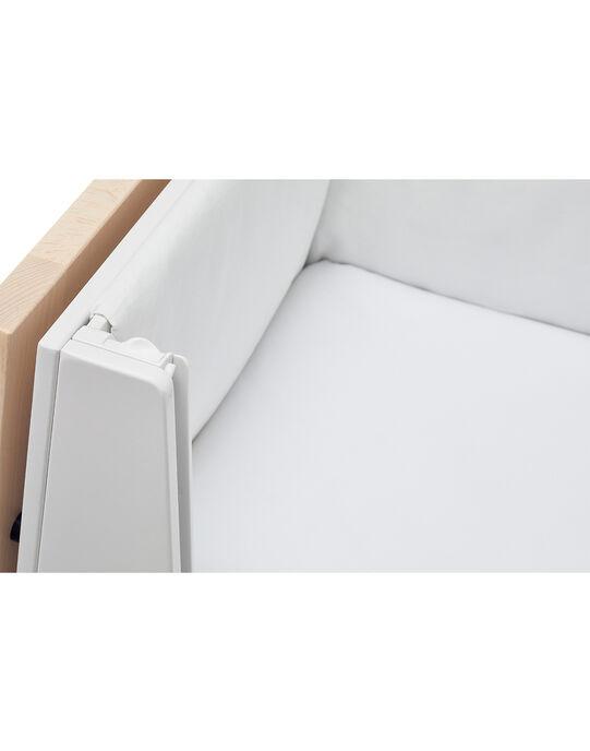 Berceau de cododo Linea Leander blanc 112,5x54,5x78,5 cm (0-6 mois) BERC CODODO HET / 19PCMB004BRC999