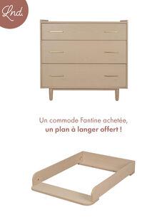 Commode fantine bois COM FANT BO / 20PCMB004COMI818