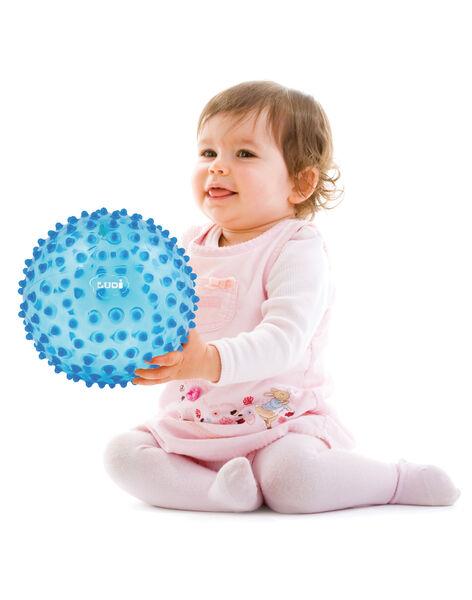 Balle sensorielle bleue BALLE SENSO BLE / 13PJJO004AJV208
