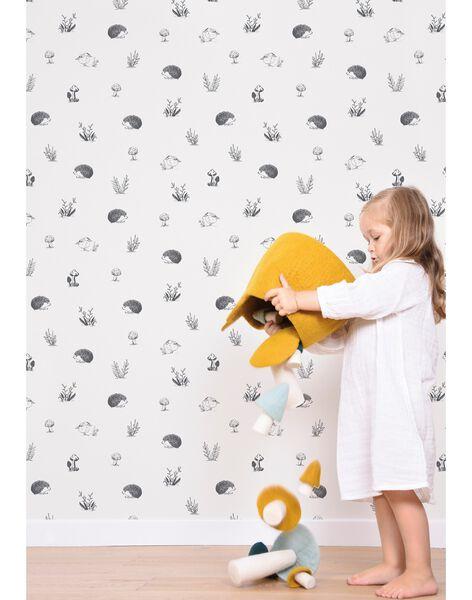 Papier peint intisse animaux de la foret PAPI ANIM FORET / 21PCDC006DMU999
