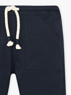 Pantalon canvas coton DENVER 21 / 21IU2013N03070