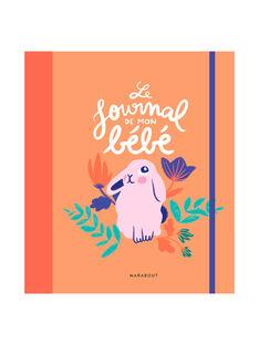 Le journal de mon bébé JOURNAL BEBE / 20PJME009LIB999