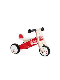 Tricycle Bikloon rouge PORTEUR BIKLOON / 14PJJO005JBO999