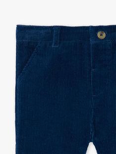 Pantalon chino bleu saphir garçon BEN 20 / 20IU20C1N03C211