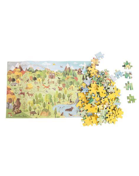 Puzzle la forêt PUZZLE LA FORET / 21PJJO013AJV999