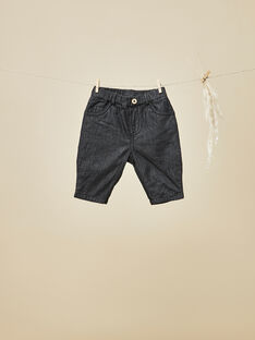 Pantalon denim noir garçon   VARENNE 19 / 19IV2312N03090