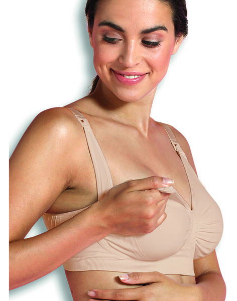 Soutien-gorge grossesse & allaitement Carri-Gel® Carriwell écru CARRIGEL HONEY / PTXW2711N92009