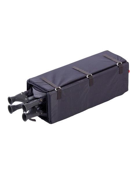 Lit pliant 120x60cm gris fonce LIT PLIANT / 20PBDP004LIP941