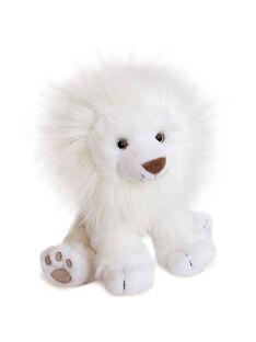 Peluche Lion des neiges 28 cm Histoire d'Ours blanc dès la naissance LION NEIGES 28 / 19PJPE016PPE999