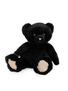 Peluche Ours Collection 30 cm Doudou & Compagnie noire dès 2 ans OURS NOIR 30CM / 19PJPE018PPE090