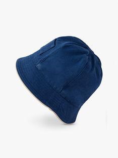Chapeau bleu moyen   garçon  ADRIANO 20 / 20VU6123N84208