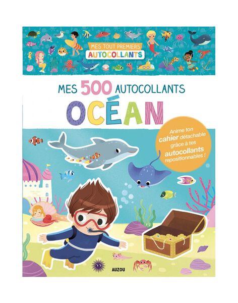 Mes 500 autocollants ocean 500 AUTOC OCEAN / 21PJME035LIB999