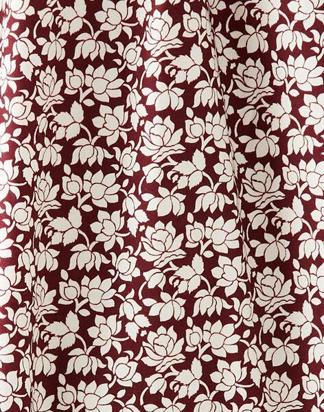 Robe chasuble fille raisin en imprimé Liberty fleurs  BECK 20 / 20IU1985N18711