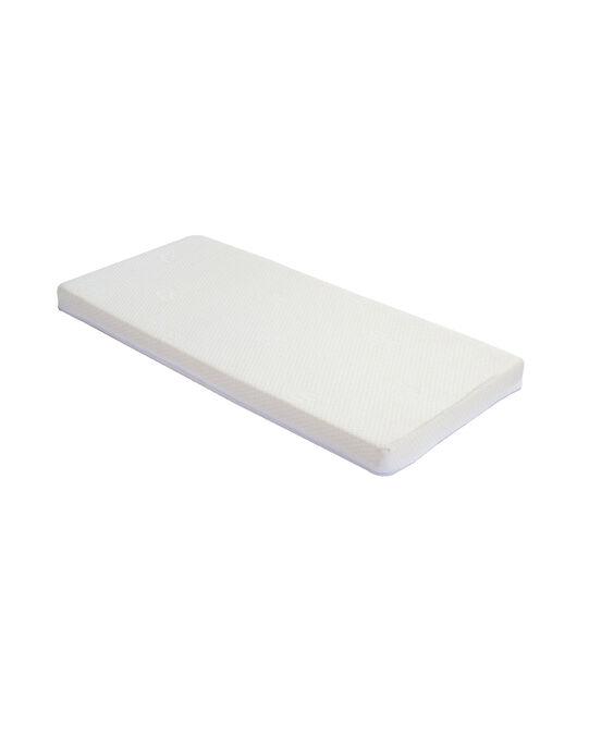 Matelas de berceau Fresh Candide blanc 40x90x5 cm MAT BERC 40X90 / 19PCLT001MAT999