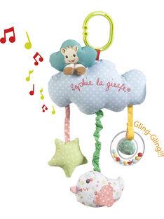 Boîte à musique Sophie la Girafe SOPHIE MUSICALE / 13PJJO034AJV999