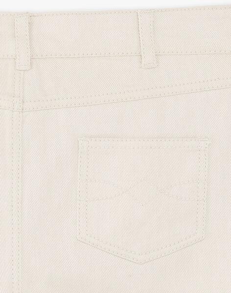 Pantalon lin CARLTON 21 / 21VU2021N03A016