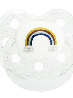 Sucette rainbow 6 mois + SU7 RAINBOW  6+ / 20PRR1017SUC999