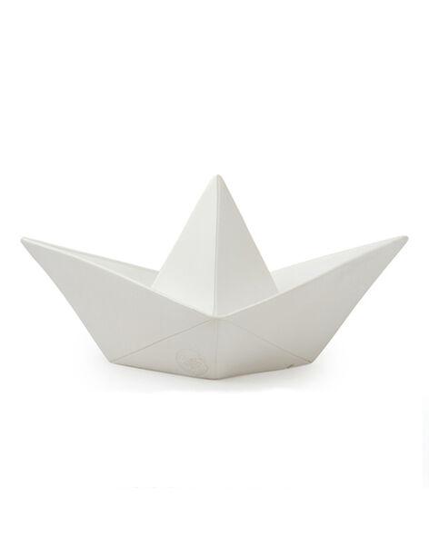Lampe Bateau Origami blanche BATEAU ORI BLAN / 14PCDC002LUM000